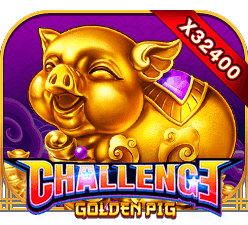 Challenge Golden Pig Slot g-casinos